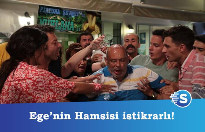 Ege'nin Hamsisi reytinglerde istikrarını sürdürüyor