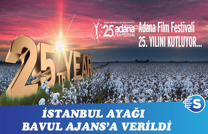 Adana Film Festivali'nin İstanbul ayağı o ajansa verildi