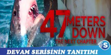 Denizde Dehşet devam filminden yürek hoplatan tanıtım