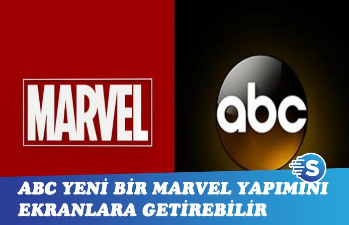 ABC başka bir Marvel yapımı için görüşüyor