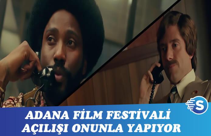 Adana Film Festivali'nde BlacKkKlansman sürprizi