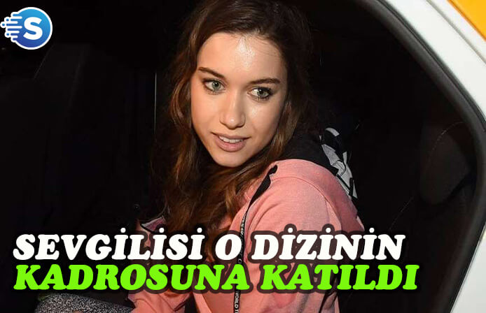 Afra Saraçoğlu'nun sevgilisi o diziye yönetmen yardımcısı oldu