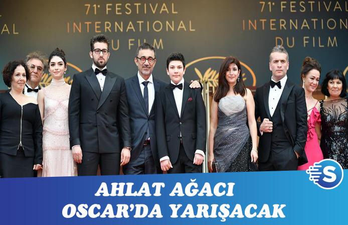 """Türkiye'nin Oscar adayı """"Ahlat Ağacı"""" oldu"""