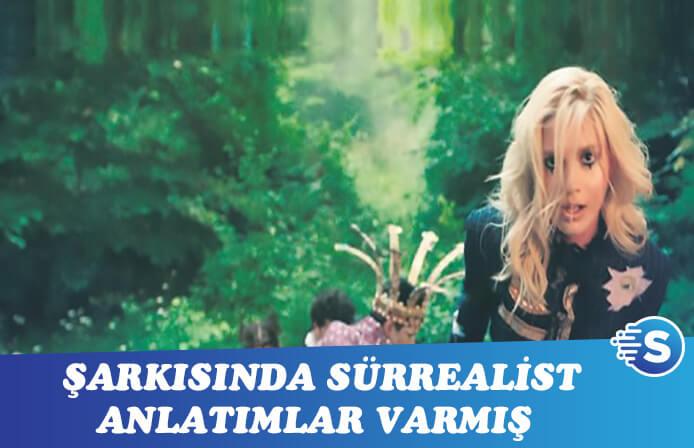 Aleyna Tilki: Şarkıya hak ettiği klibi çektik