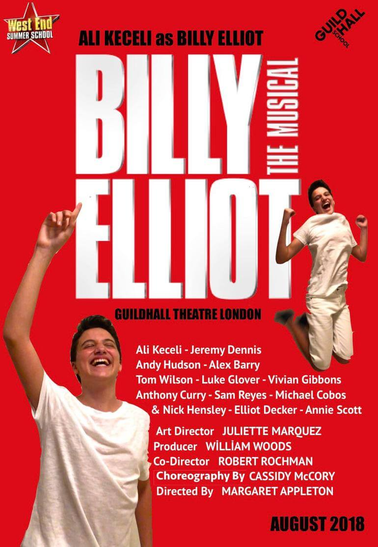 ali keçeli billy elliot