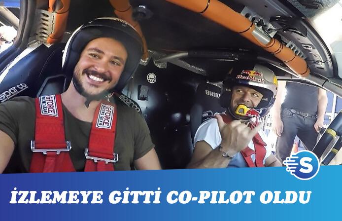 Red Bull Car Park Drift'de ünlülerin heyecanı