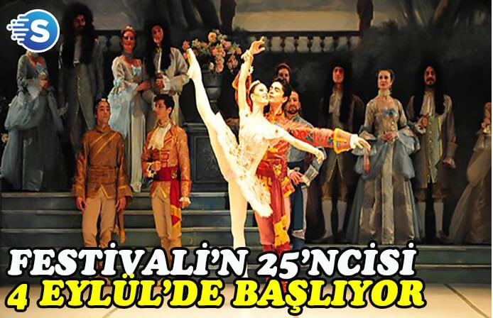Uluslararası Aspendos Opera ve Bale Festivali için sayılı günler kaldı