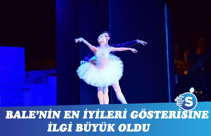 """Viyana Devlet Opera Balesinden """"Balenin En İyileri"""" gösterisi"""