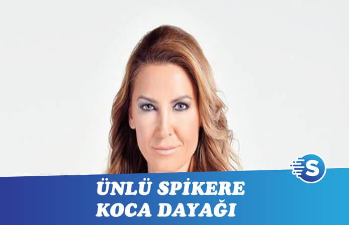 Spiker Benan Kepsutlu kocası için korunma kararı aldırdı