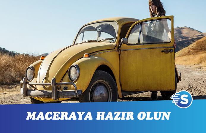 Bumblebee filminden yeni Türkçe afiş