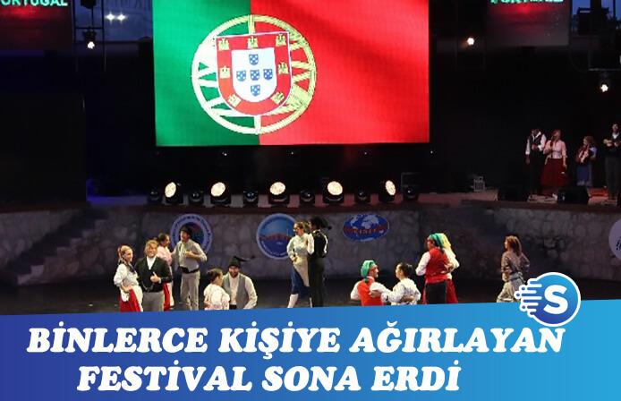 Uluslararası 19. Büyükçekmece Kültür ve Sanat festivali sona erdi