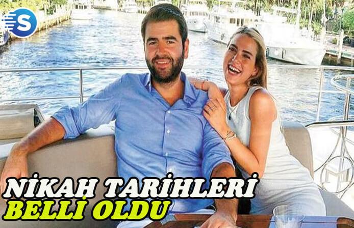 Ceyda Ateş ve Buğra Toplusoy evleniyor