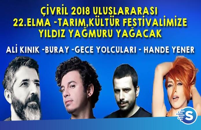 Geleneksel festival ile Çivril müziğe doyacak!