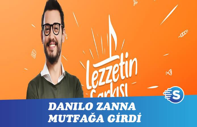 Danilo Zanna, merhaba dedi