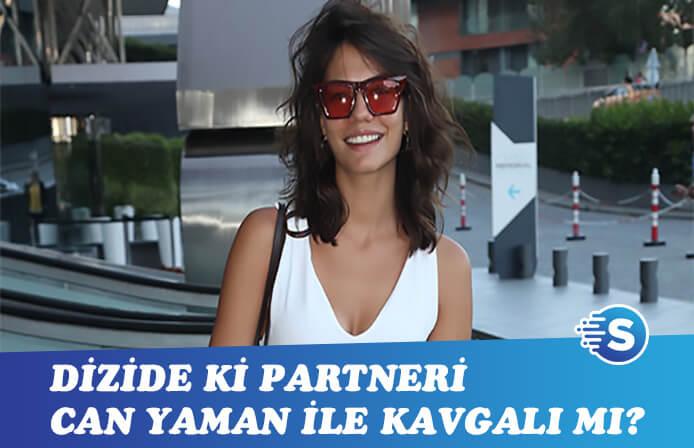 Demet Özdemir, rol arkadaşı Can Yaman ile kavgalı mı?