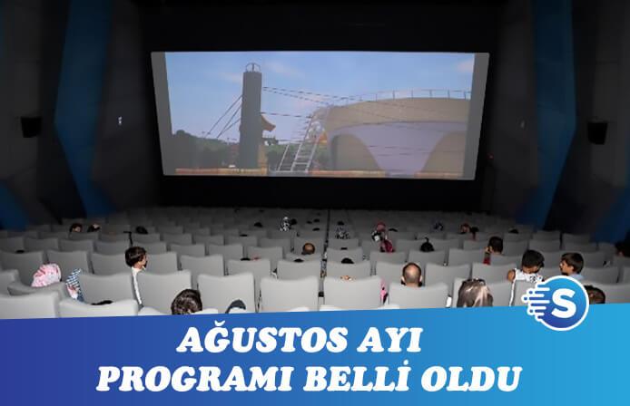Diyarbakır 'Ağustos' ayı sinema günleri programı belli oldu