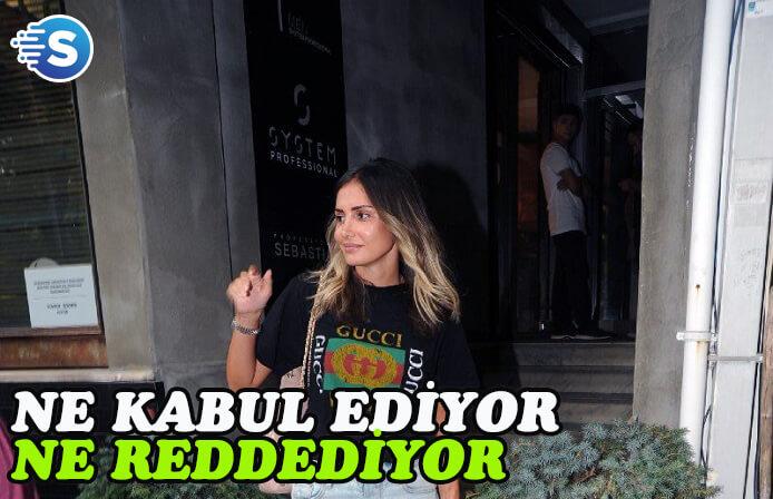 Emina Jahovic aşk iddialarını yalanlamıyor