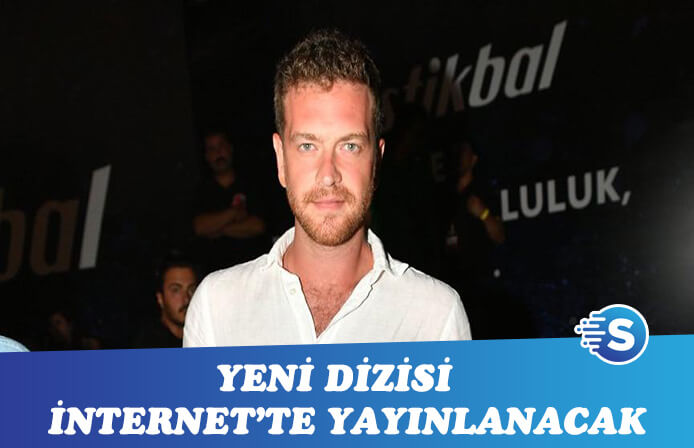 Engin Öztürk'ten 'İnternet dizisi' sürprizi