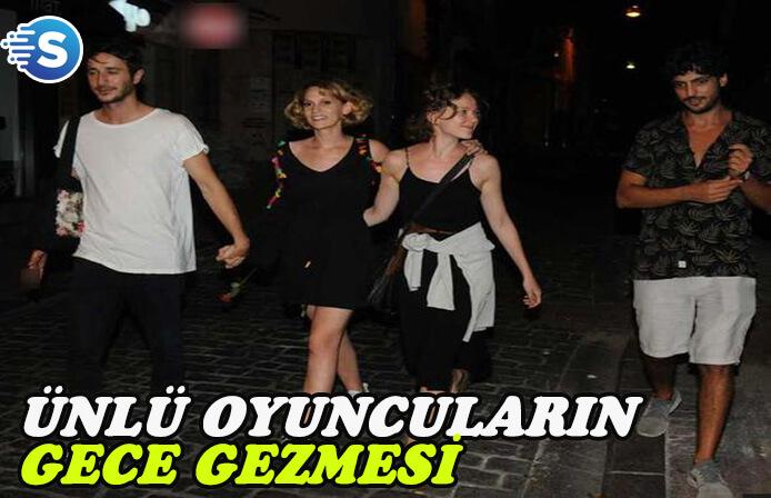 Farah Zeynep Abdullah oyuncu sevgilisi ile görüntülendi