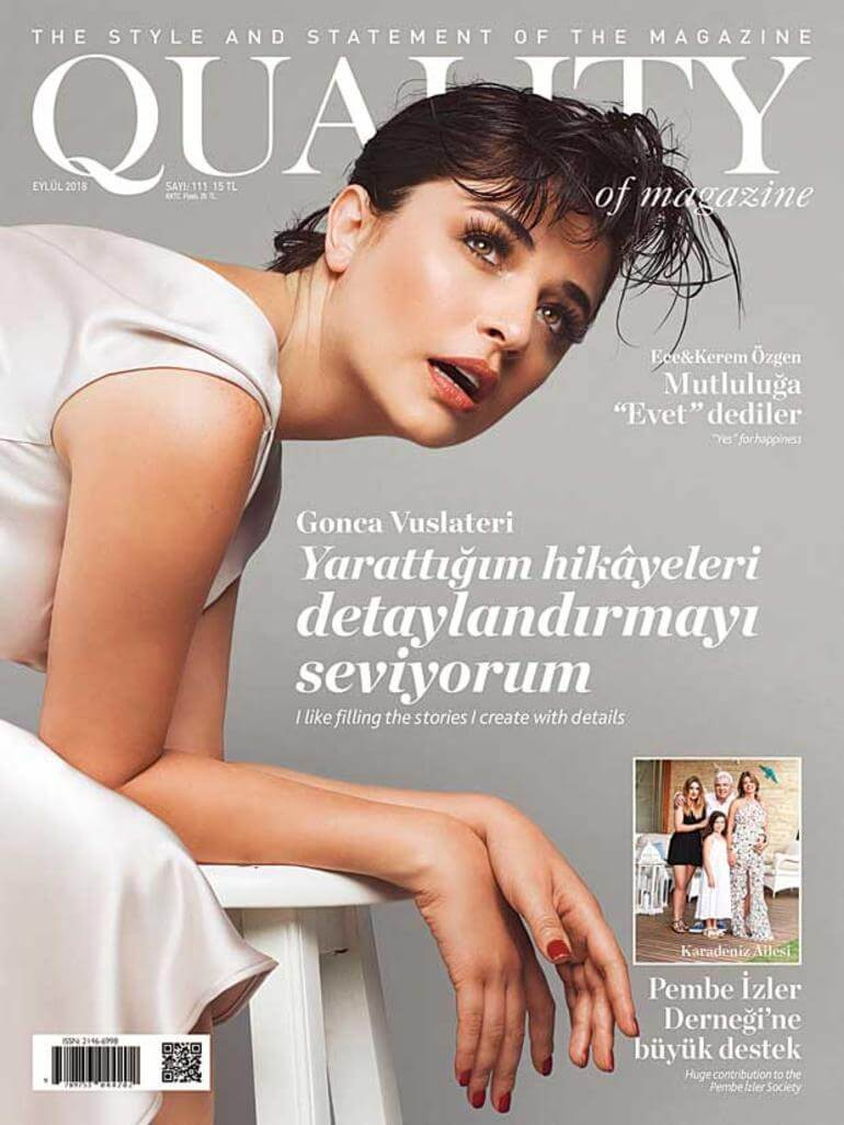 gonca vuslateri quality of magazine