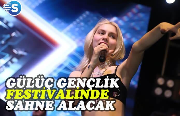Gülüç'te Aleyna Tilki heyecanı