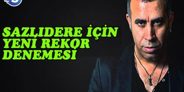 Haluk Levent Sazlıdere için ayakta!