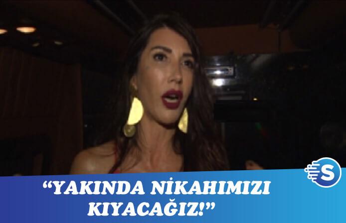Hande Yener, sevgilisi Ümit Cem Şenol ile barıştı