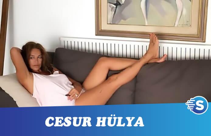 Olayların kadını Hülya Avşar