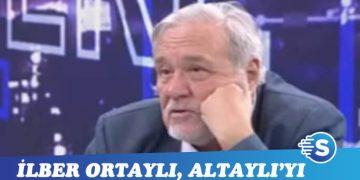 İlber Ortaylı'dan Fatih Altaylı'yı zor durumda bırakan yakıştırma