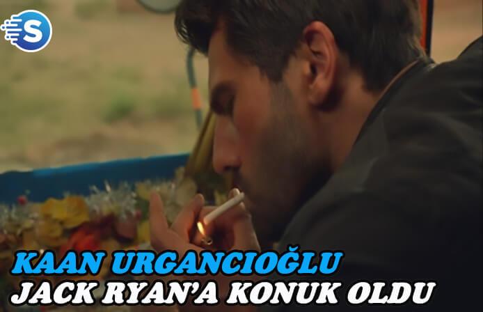 Kaan Urgancıoğlu, Jack Ryan dizisine konuk oldu