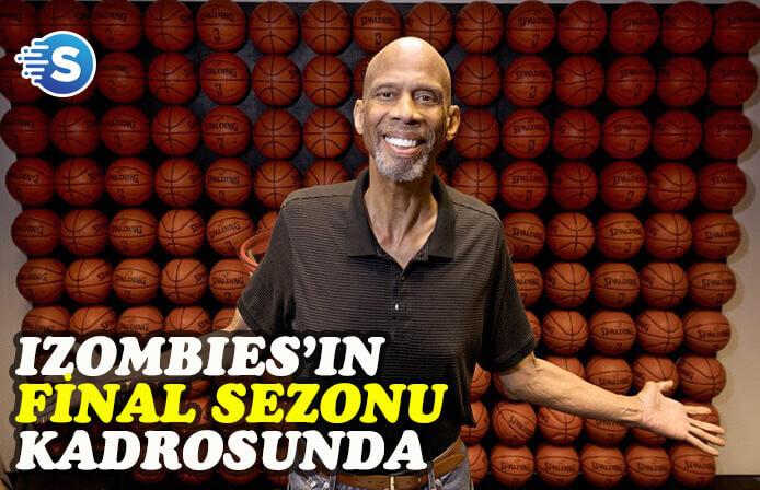 Kareem Abdul-Jabbar, iZombies'in final sezonu kadrosuna katıldı