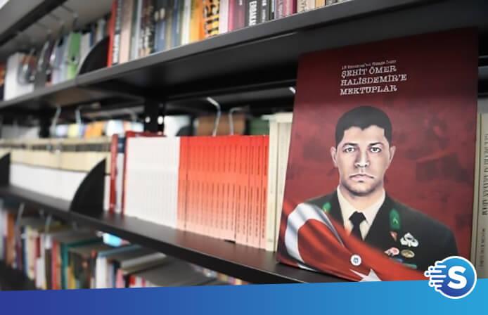 Kayseri OSB'de kütüphane hizmeti