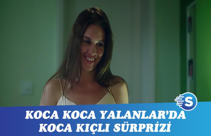 Koca Koca Yalanlar'dan Sezen Aksu şarkılı tanıtım