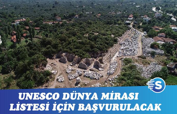 Kyzikos Antik Kenti için UNESCO Dünya Mirası listesine başvurulacak