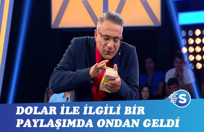 Mehmet Ali Erbil'den dolar bozdurun çağrısı