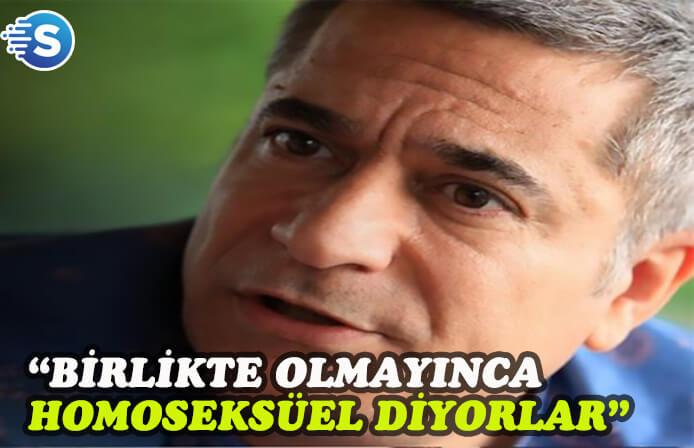 Mehmet Ali Erbil: Hariciyeci olmak istiyordum