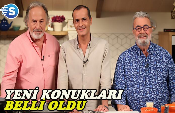 Memet Özer, Mehmet Yaşin ve Teoman Hünal'ı konuk ediyor