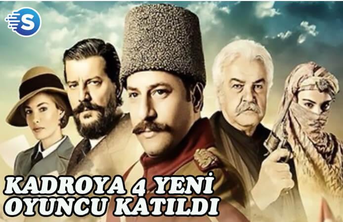 Mehmetçik Kûtulamâre dizisine 4 yeni oyuncu katıldı