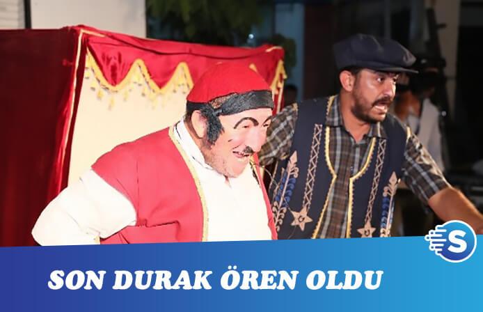 Mersin'de bir kültür sanat etkinliği daha sona erdi