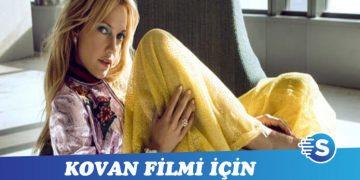 Meryem Uzerli Kovan filmi için hazırlıklara başladı