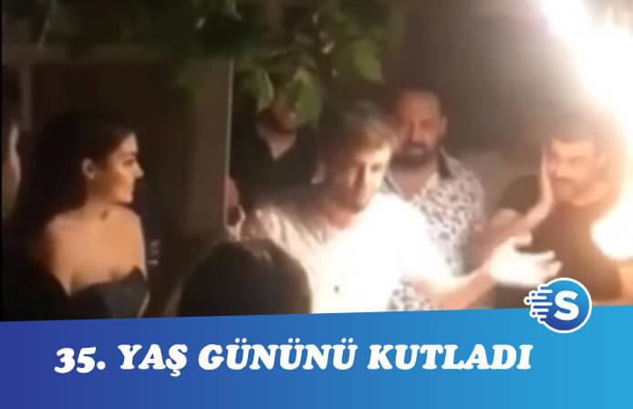 Murat Dalkılıç yeni yaşını kutladı