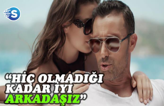 """Mustafa Sandal: """"Arkadaşlığımız sağlam"""""""