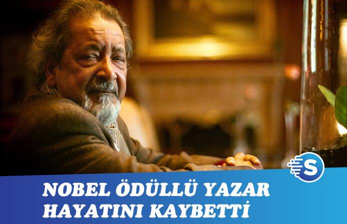Nobel ödüllü yazar 85 yaşında hayatını kaybetti