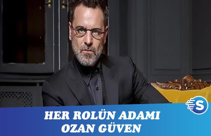 Ozan Güven, bu seferde Karakomik filmler için başka birine büründü