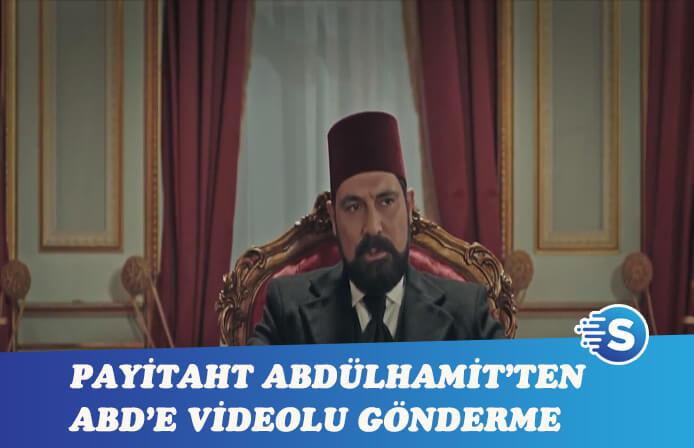 Payitaht Abdülhamid, twitter sayfasından ABD'e ayar verdi