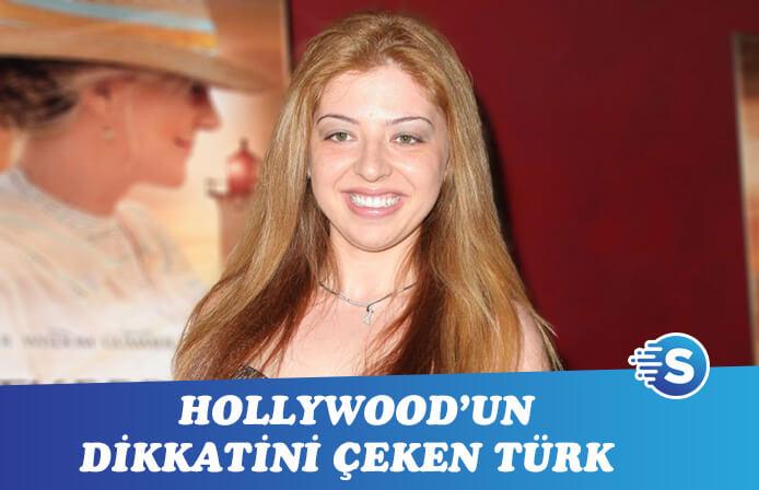 Hollywood'un dikkatini çeken Türk