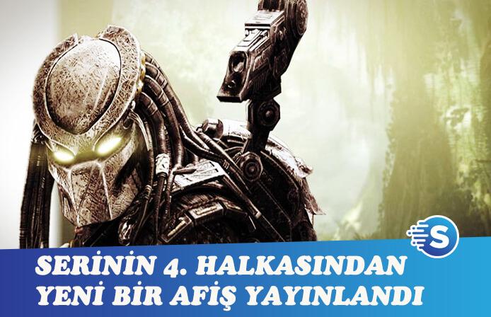 Predator 4 filmi için bir afiş daha!