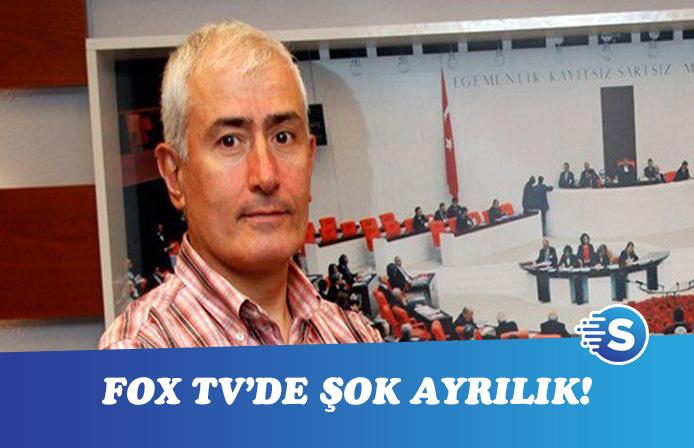 Fox Tv Sedat Bozkurt ile yollarını ayırdı