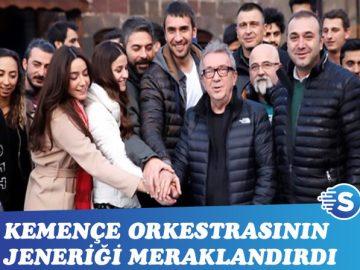 Sen Anlat Karadeniz'in Kemençe'li jeneriği çok ses getirecek!