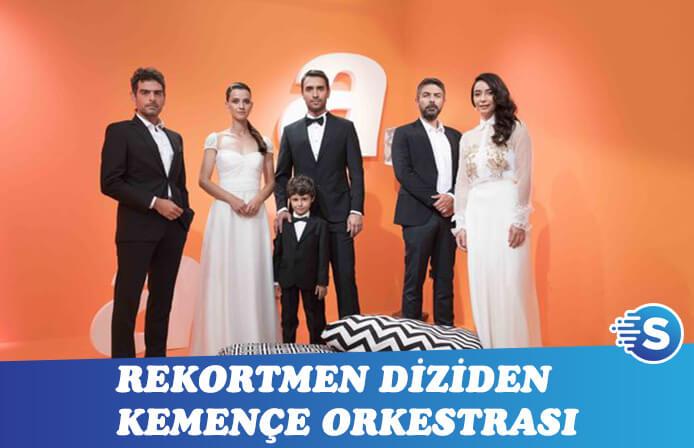 Osman Sınav'lı Sen Anlat Karadeniz'den kemençeli jenerik